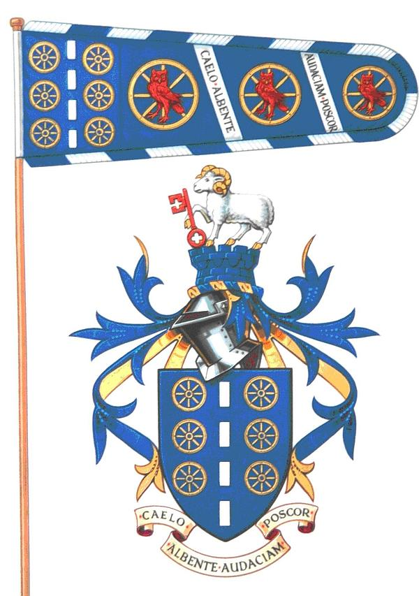 coat of arms hollinsclough