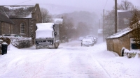 Building white stuff in the Peak District for March 1st snow