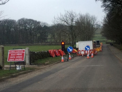 If a roundabout arrives, it will be time for the village youngsters to get those driving test forms ready!