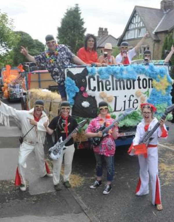 Buxton Carnival July 2014