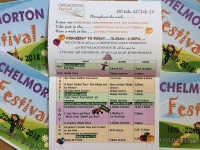 Buxton Carnival opens Chelmorton Summer Festival - July 16th to 22nd