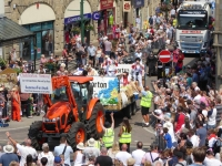 Buxton Carnival weekend July 14th 2018